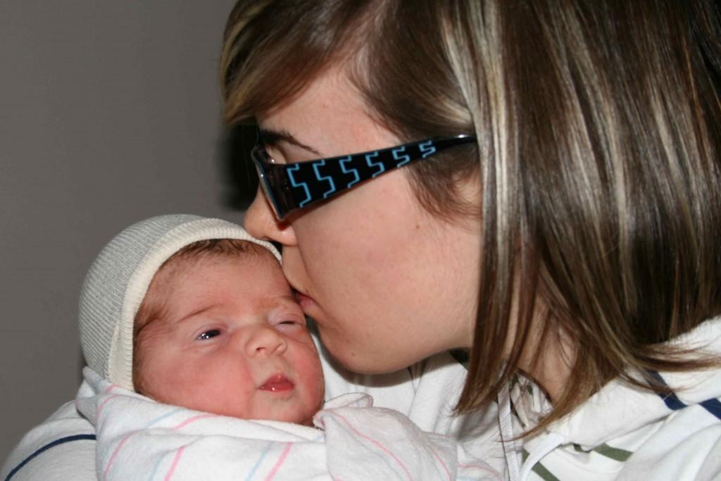 Addysen's birth 116