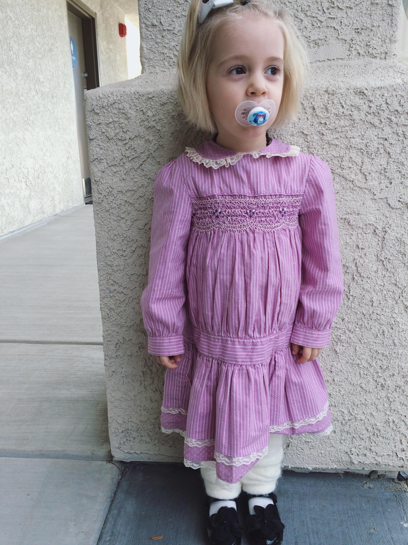 mama's dress